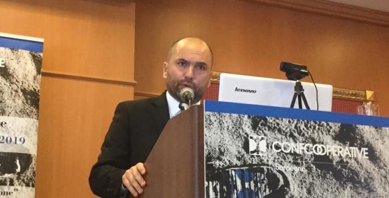 Eletto il nuovo presidente di Confcooperative Sardegna: Fabio Onnis