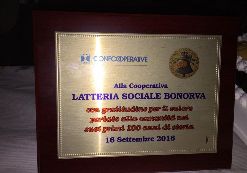 La Latteria Sociale Cooperativa di Bonorva festeggia i suoi primi cento anni