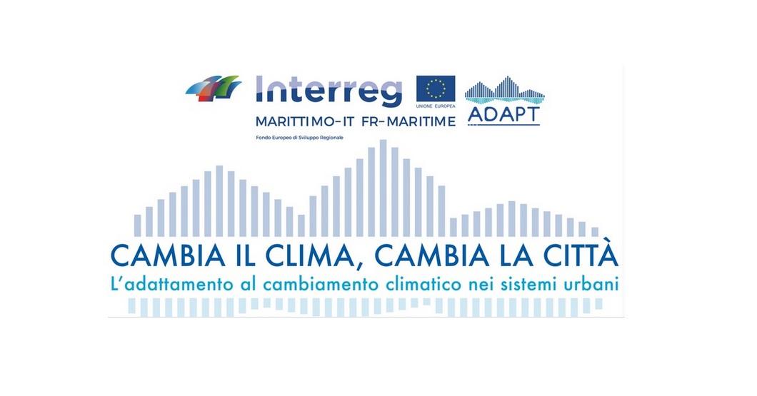 ADAPT –  Programma Interreg Italia-Francia Marittimo 2014 – 2020