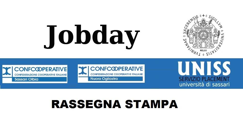JOB DAY Confcooperative UNISS – Rassegna Stampa