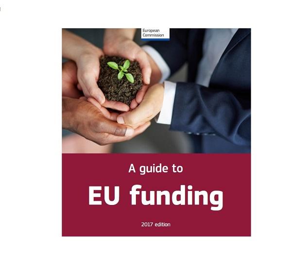 Guida ai finanziamenti dell'Unione Europea 2014-2020
