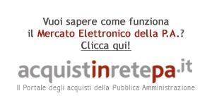 Mercato Elettronico PA – Sportelli in Rete