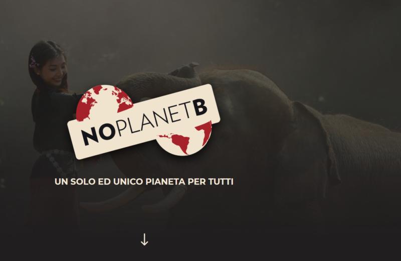 No Planet B | Un solo e unico pianeta per tutti – Candidature entro il 28 luglio.