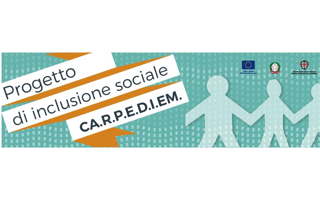 """Avviso Pubblico  """"CA.R.P.E.D.I.EM – Per la costituzione del """"Catalogo regionale dei Progetti eleggibili di Inclusione e di Empowerment"""""""