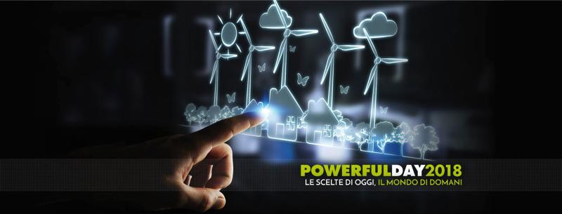 Powerfull Day 2018: cooperazione, innovazione e sostenibilità sono le parole di Power Energia.