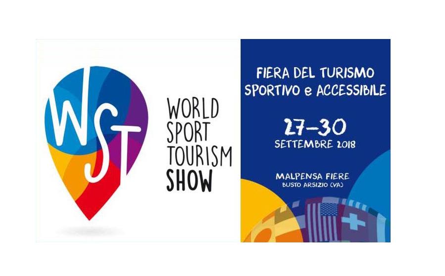 """World Sport Tourism Show 2018- Confcooperative Cultura Turismo e Sport sarà presente con l'appuntamento """"Storie ed esperienze di turismo sportivo""""."""