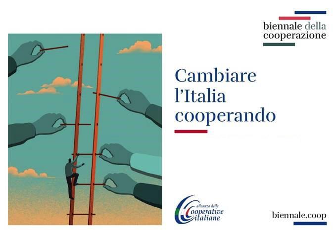 """""""Cambiare l'Italia cooperando"""" – Biennale della Cooperazione Italiana"""
