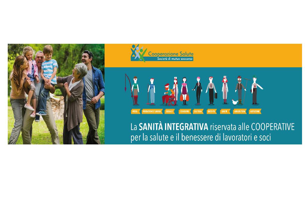 Cooperazione Salute: il Piano Sanitario per le Cooperative Sociali