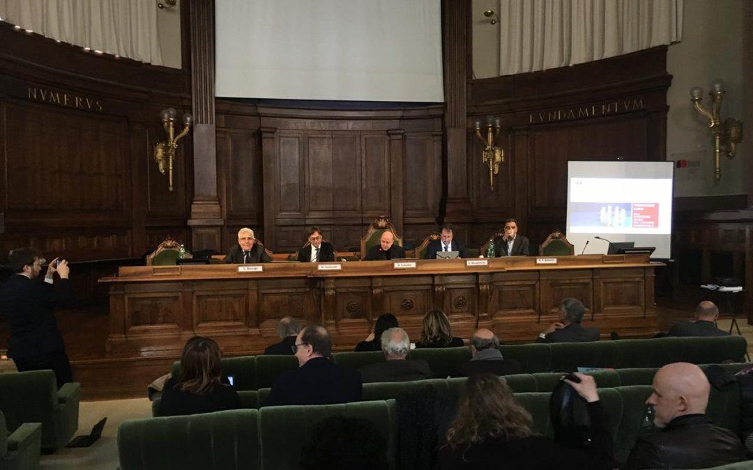 """""""Struttura e performance delle cooperative italiane"""" Presentato a Roma il Rapporto elaborato da Istat e Euricse."""