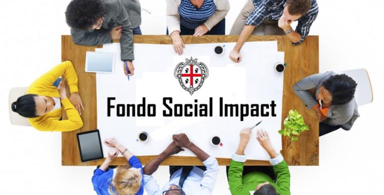FONDO SOCIAL IMPACT INVESTING: nuovo bando regionale per il sociale scadenza il 31 dicembre 2019