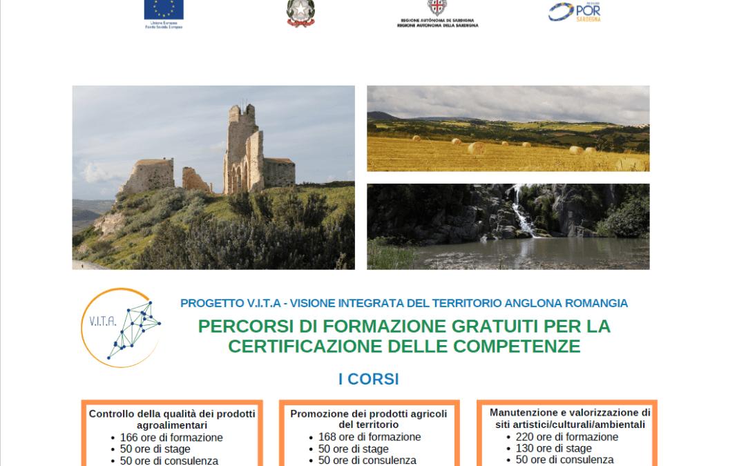 Tre percorsi per la certificazione delle competenze in ambito Agrifood e Turismo