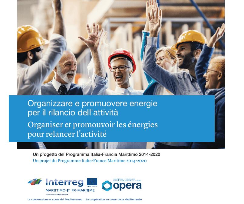 Evento Progetto O.P.E.R.A.: Organizzare e Promuovere le Energie per il Rilancio della Attività_Sassari, giovedì 28 novembre 2019