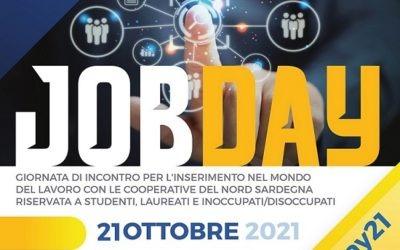 Riapre le porte la Terza Edizione del JOB DAY! L'incontro organizzato dall'Università di Sassari e Confcooperative per i giovani del Nord Sardegna